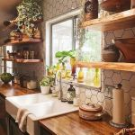 37 Farmhouse Wall Decor Ideas for Kitchen (19)