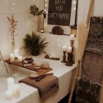 59 Best Farmhouse Wall Decor Ideas for Bathroom (1)