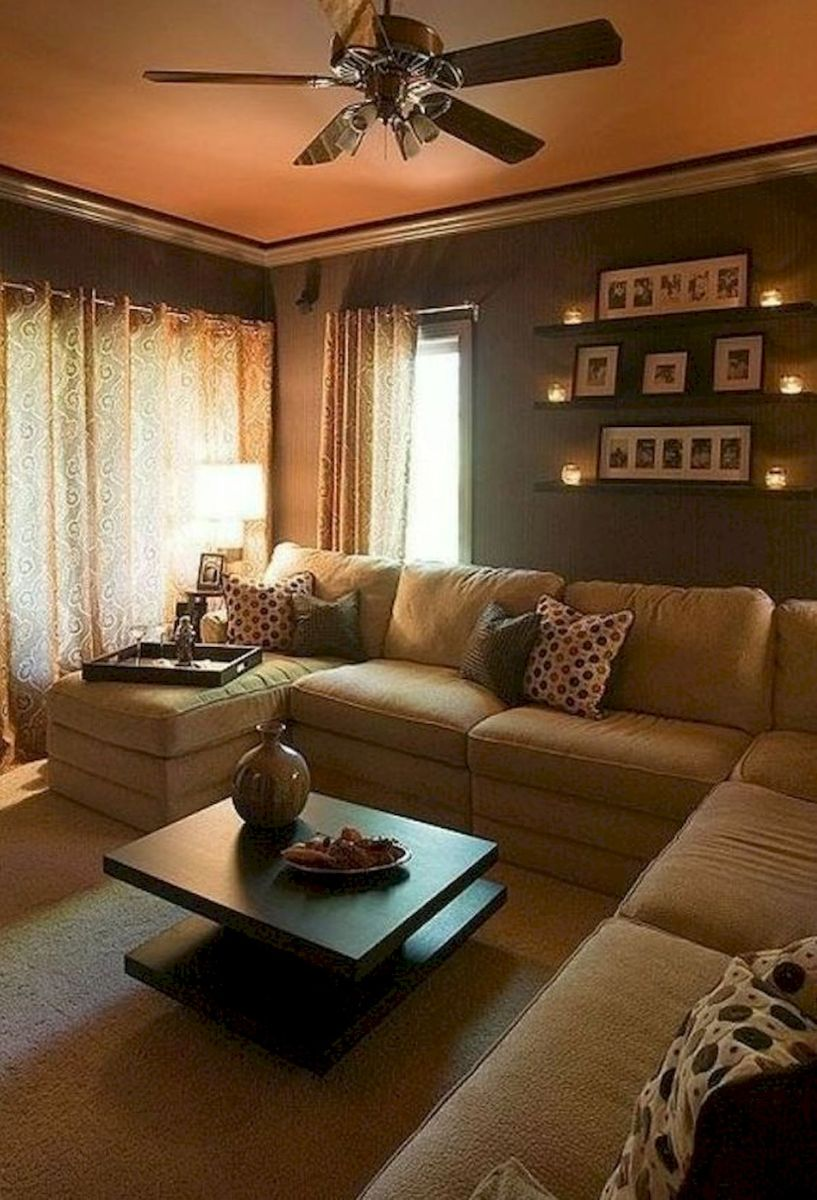 75 Best Farmhouse Wall Decor Ideas for Living Room (20)