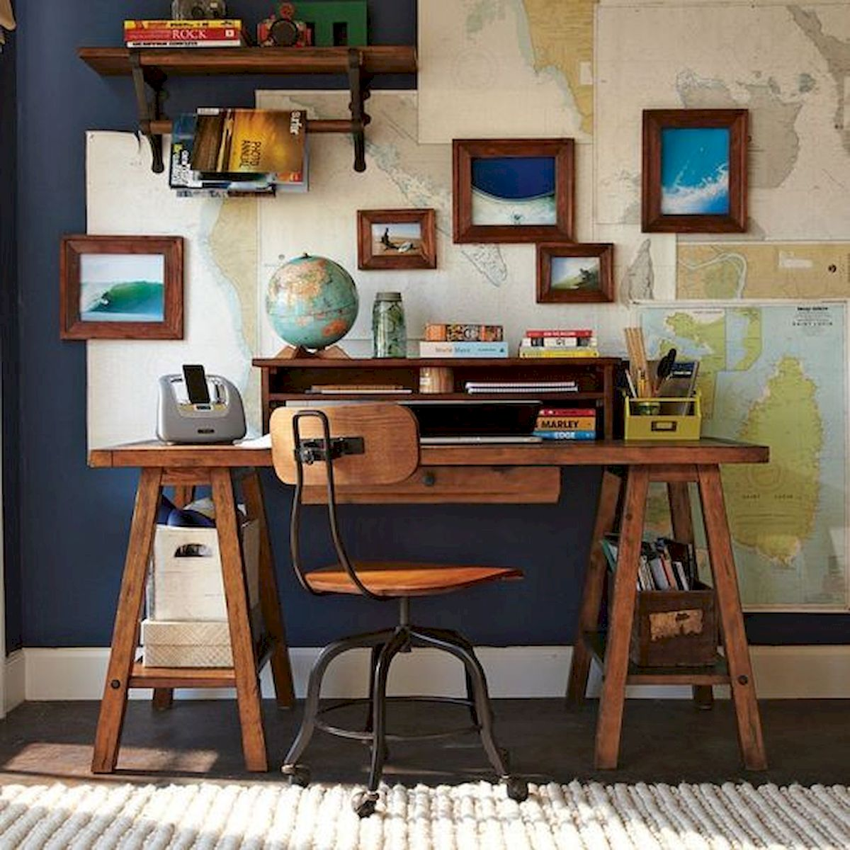 The Best Farmhouse for Home Office (20)