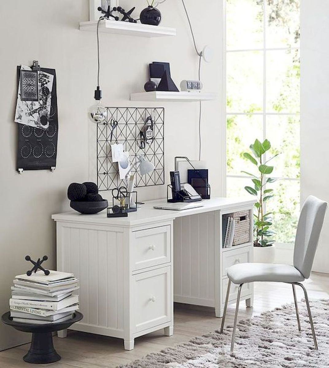 The Best Farmhouse for Home Office (26)