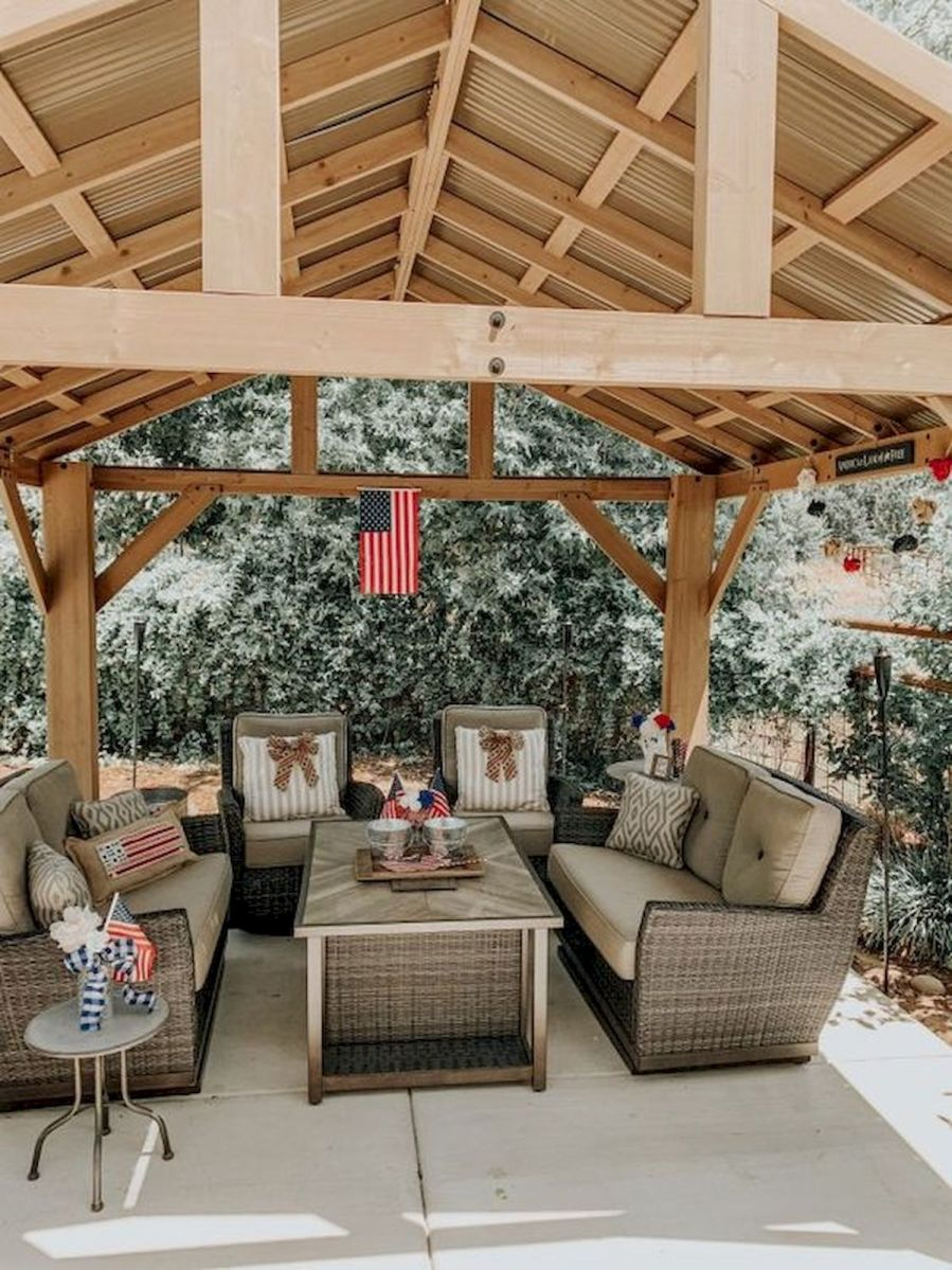 The Best Idea for Farmhouse Pergola (24)