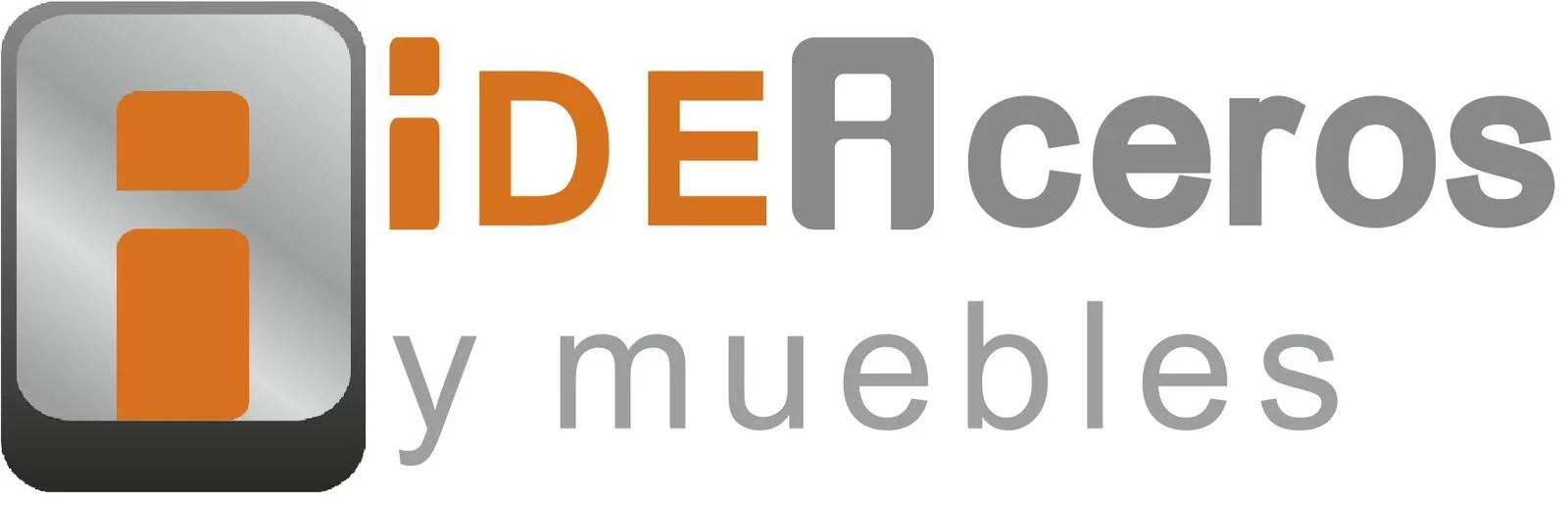 Ideaceros y Muebles - Logo Principal
