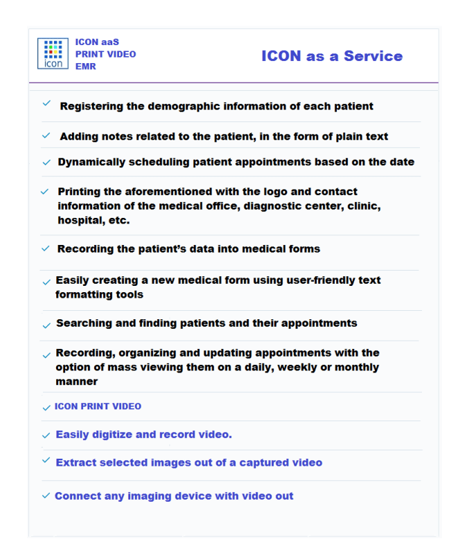 ICON as a service by Grafimedia