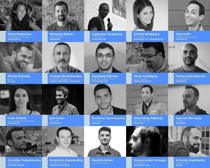 19-20 November WordCamp Athens