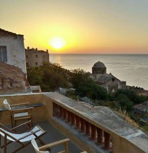 Kissamitakis Guesthouse in Monemvasia