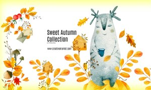 Sweet Autumn Collection by Creative Market