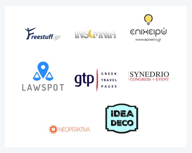 WordCamp Athens 2017 Media Sponsors