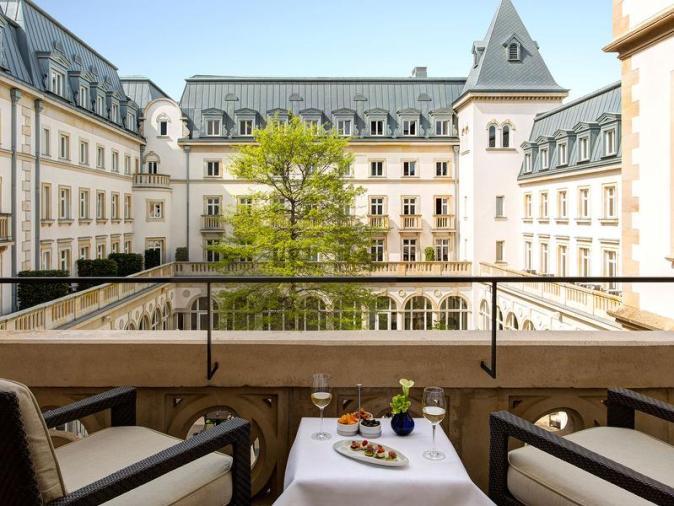 Villa Kennedy in Frankfurt Germany