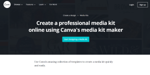 Create a Professional Media Kit in 5 Steps