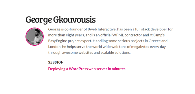 Deploying a WordPress web server in minutes by George Gkouvousis