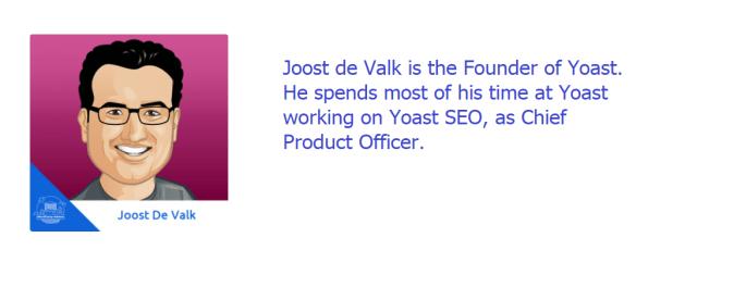 Joost De Valk
