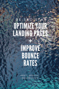 Optimize Your Landing Pages and Improve Bounce Rates