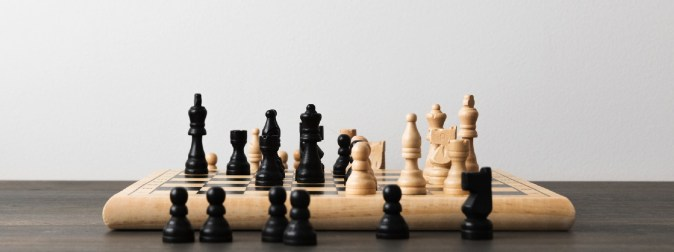 SEO is an Advanced Chess Game