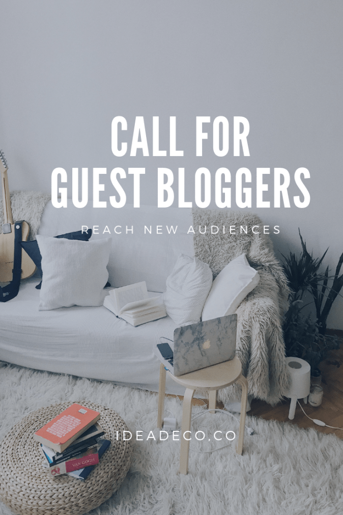 Call for Guest Bloggers