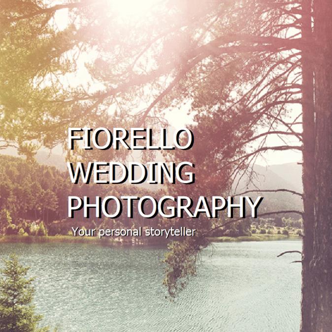 Monika Kritikou Fiorello Photography