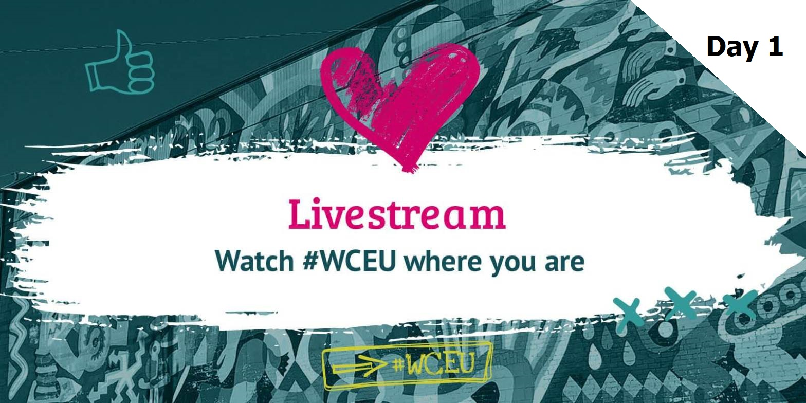 Enjoy the livestream from the first day of WordCamp Europe 2019 in Berlin #WCEU