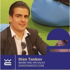 Speaker Dian Tankov WordCamp Thessaloniki 2019