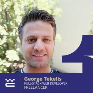 Speaker George Tekelis WordCamp Thessaloniki 2019