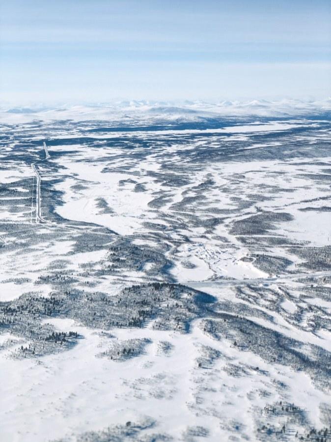 Kiruna Sweden Magic by Monika Kritikou Fiorello Photography