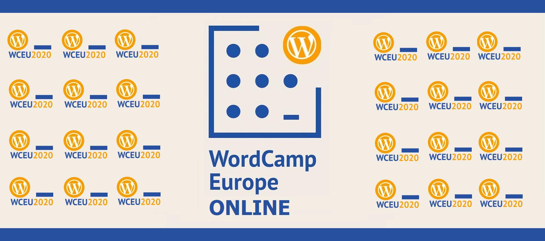 Meet the New Online WordCamp Europe 2020