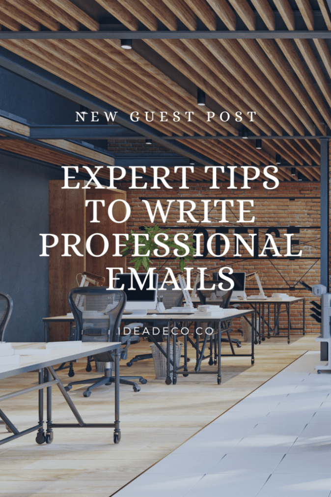 Expert Tips From a Pro Writer to Help You Write Professional Emails