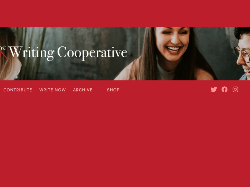 The Writing Cooperative Helps Writers to Thrive