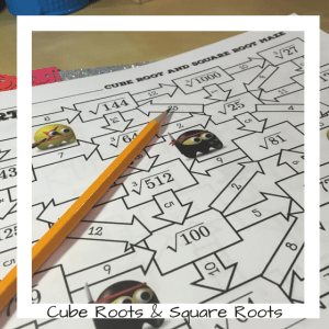 Why every math classroom should use maze games- great alternative for homework!