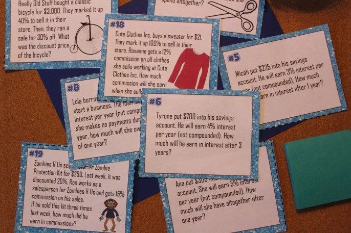 8 Tax Tip And Discount Activities For Math Class Idea Galaxy
