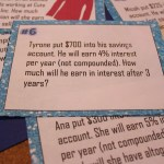 Task Cards in the Middle School Math Classroom