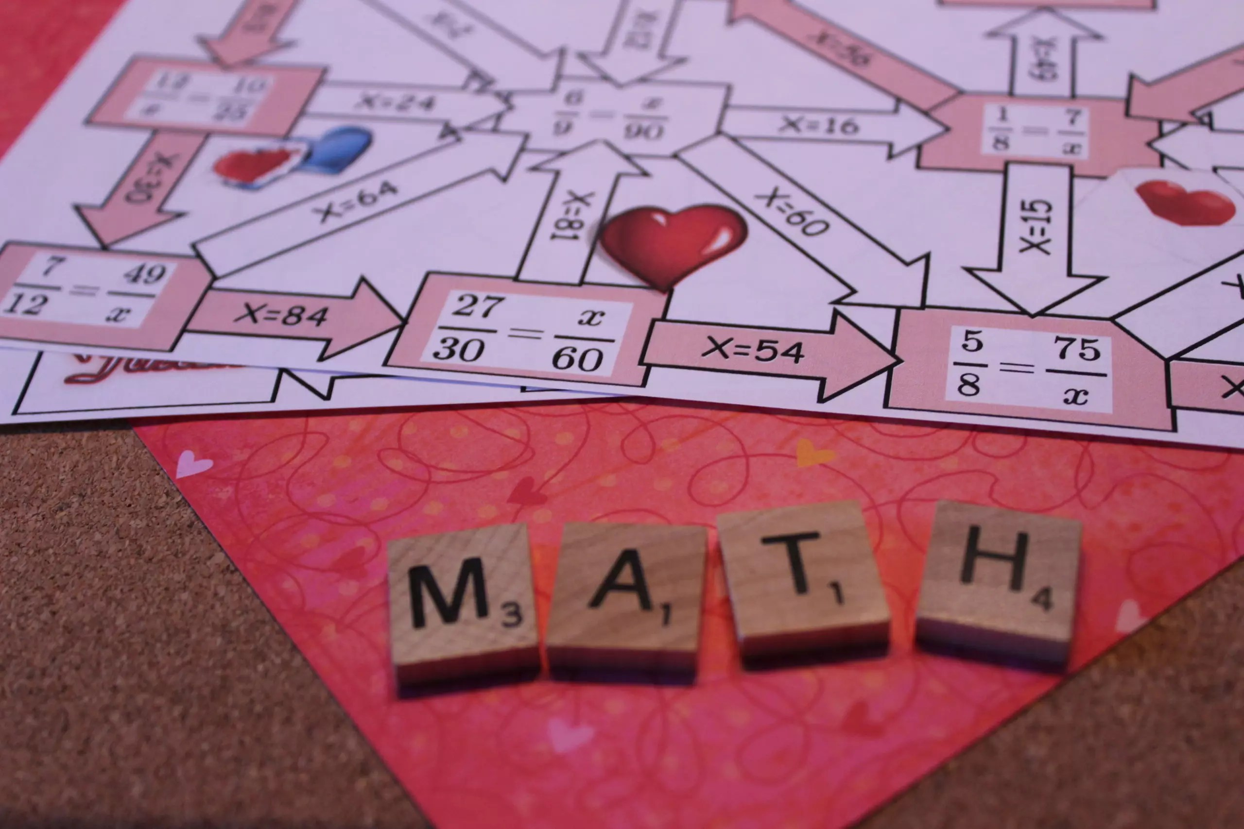10 Ways To Add Valentine S Day To A Middle School Math