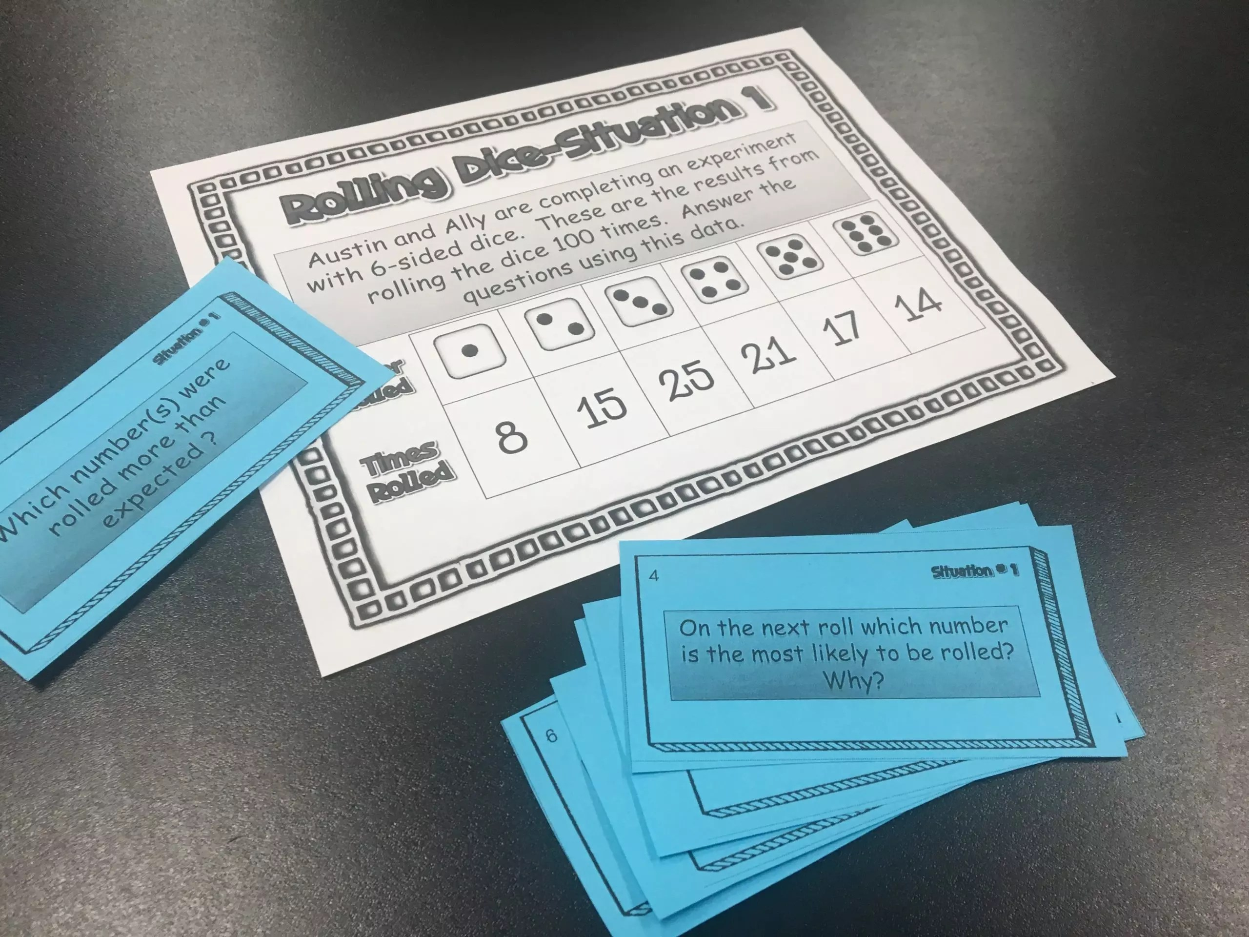 9 Activities for Simple Probability You Will Love - Idea Galaxy