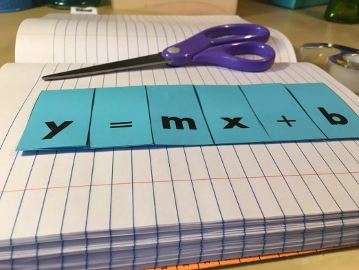 How To Get The Most Out Of Your Slope Intercept Form Foldable Idea