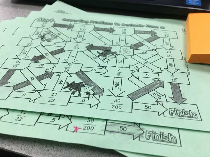 Math mazes give students great practice building the fractions & percents skills they need when working with two way tables. Check out all 11 two way tables activity ideas. Includes 3 FREE two way tables downloads.