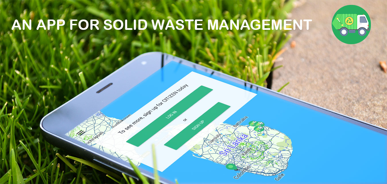 ideaGeek Revolutionizes Solid Waste Management with CITIZEN App