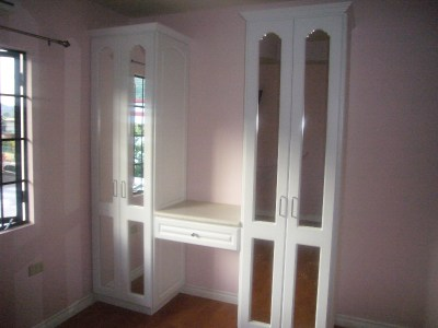 custom designed bedroom cupboards in trinidad and tobago