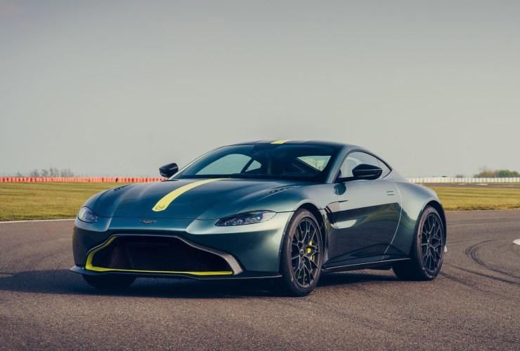 new 2020 Aston Martin Vantage AMR Coupe Manual