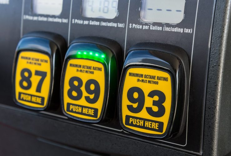regular or premium gas