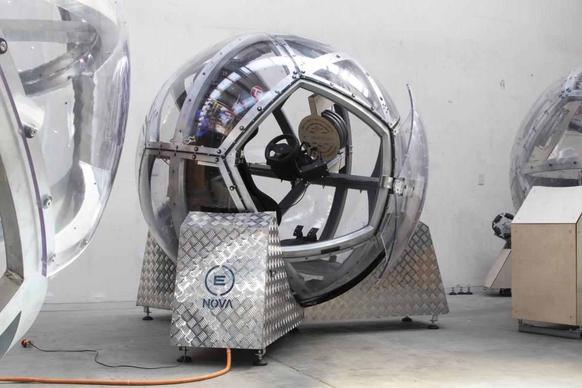nova 360 motion simulator