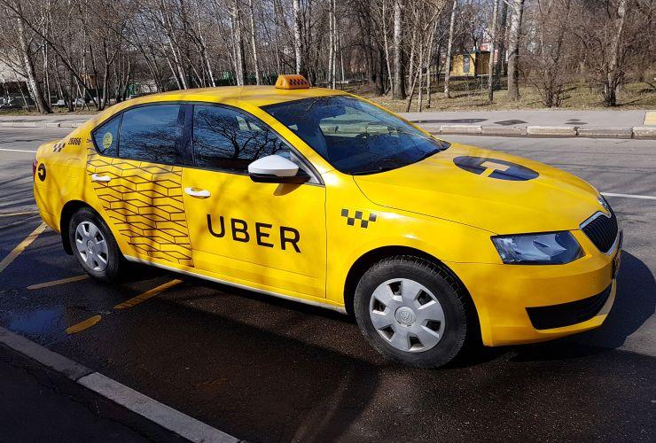 uber taxi car