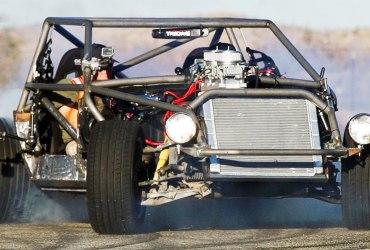 1985 c4 corvette cart