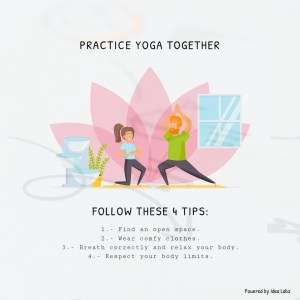 PRACTICE YOGA TOGETHER