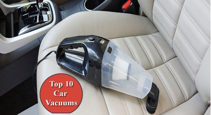Best Car Vacuum for detailing