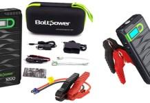 Bolt Power Jump Starter Review