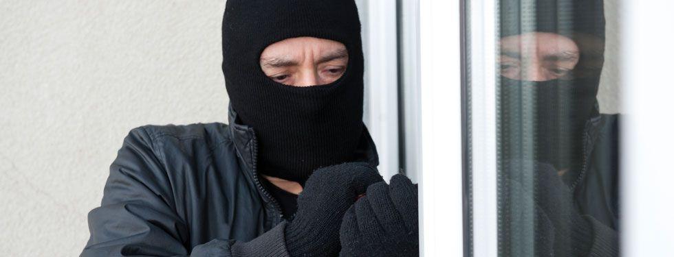 Indbrudssikring af vinduer og døre med sikkerhedspakke