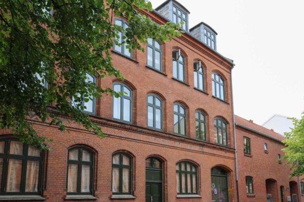 Vinduer Frame IC Ridehusgade, Odense