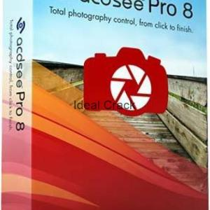 ACDSee Pro8 2020 License Key With Crack Free Download