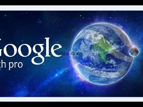 Google Earth Pro Crack+ Patch Key Free Download