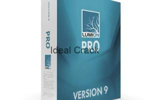 Lumion 9 Pro Crack+ Serial Key Full Activated