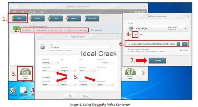Freemake Video Converter 4.1.10 Build 393 Primer With Crack Key